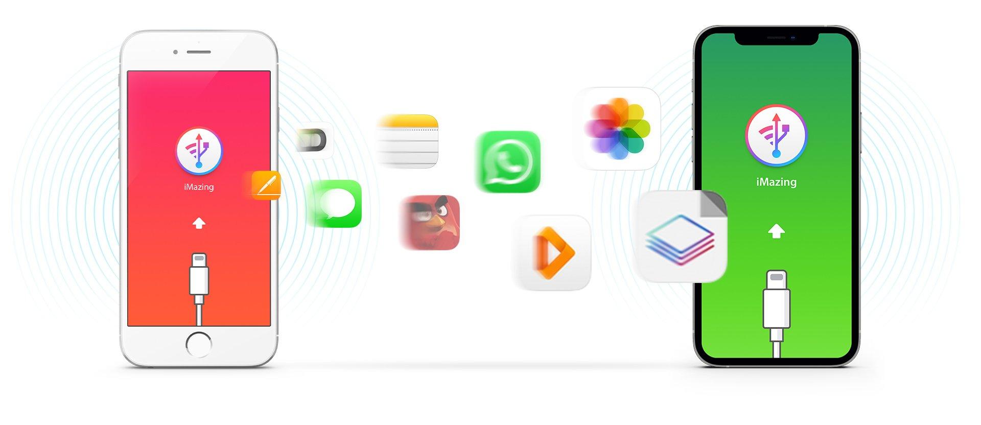 iMazing for Mac 2.3.0 激活版 - 优秀的 iOS 设备管理工具
