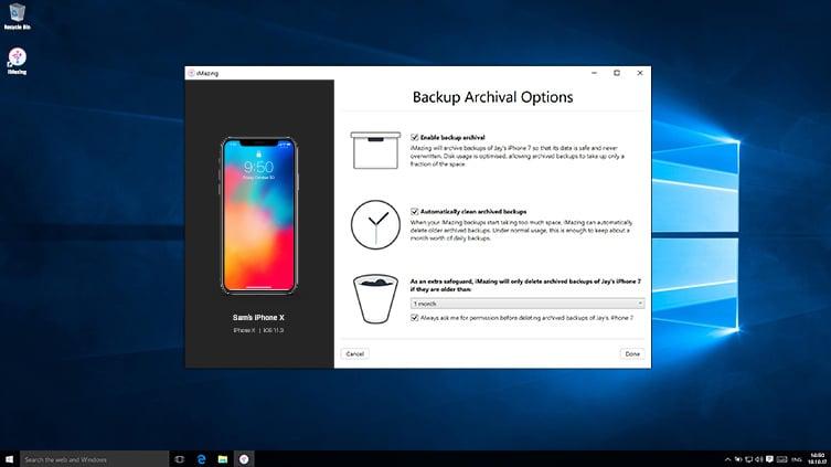 best iphone backup software windows
