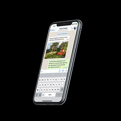 Neues iphone whatsapp chats wiederherstellen