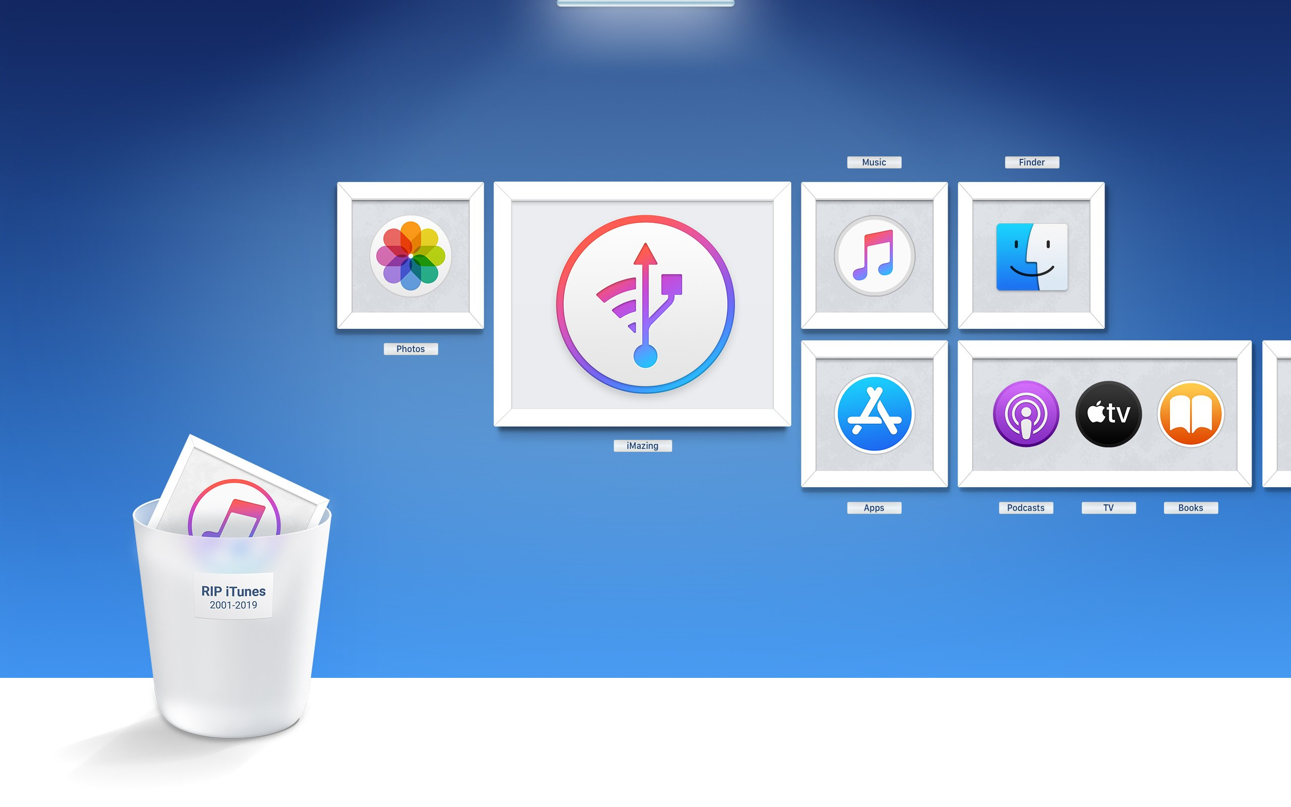 What are 'iTunes Alternatives' and why are they needed?