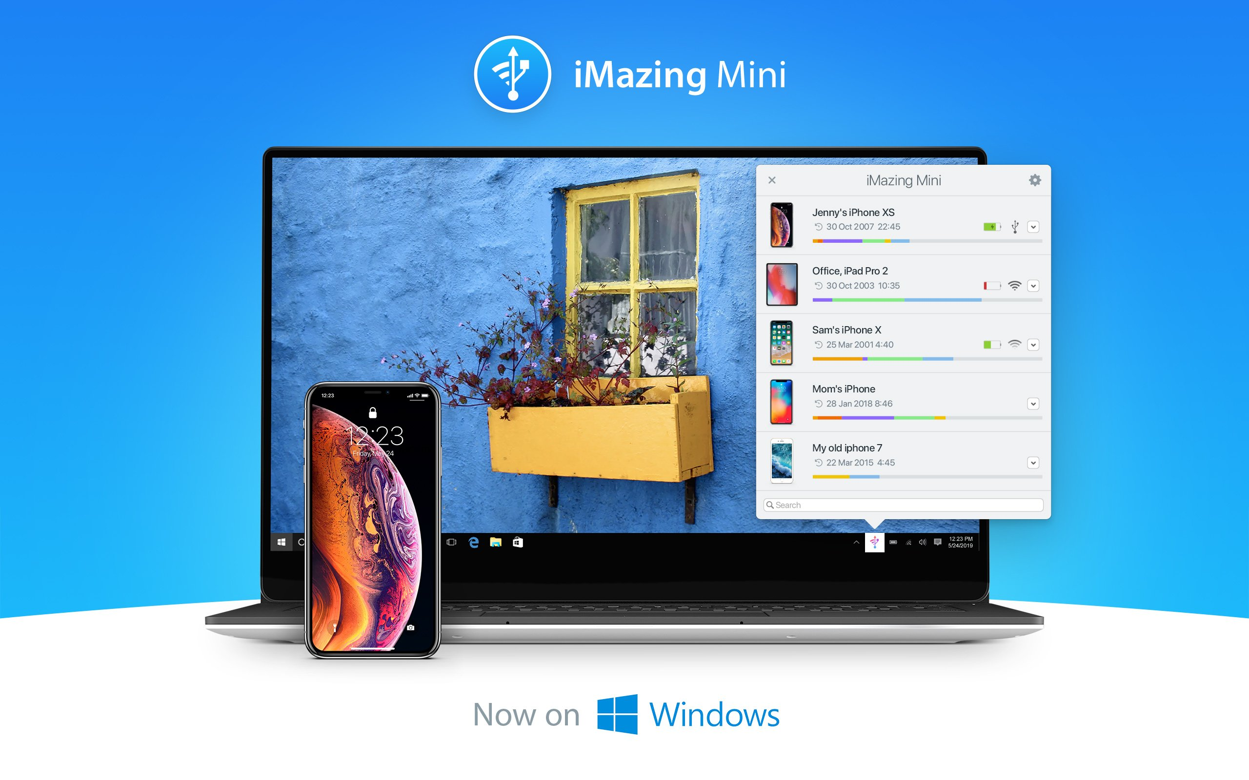 iMazing Mini for Windows is Live