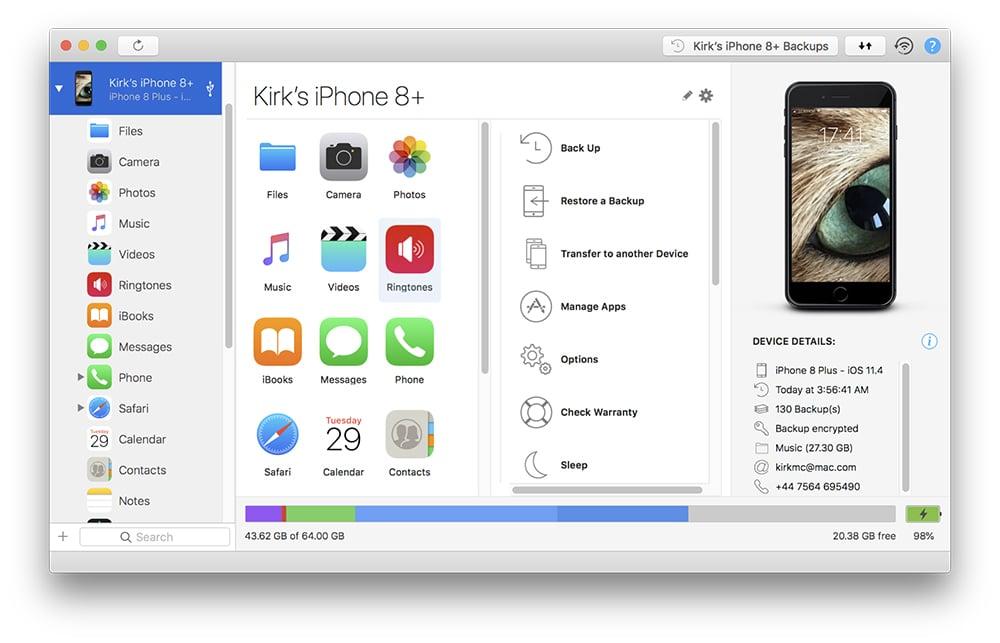 Customize iPhone Ringtones and Notification Sounds