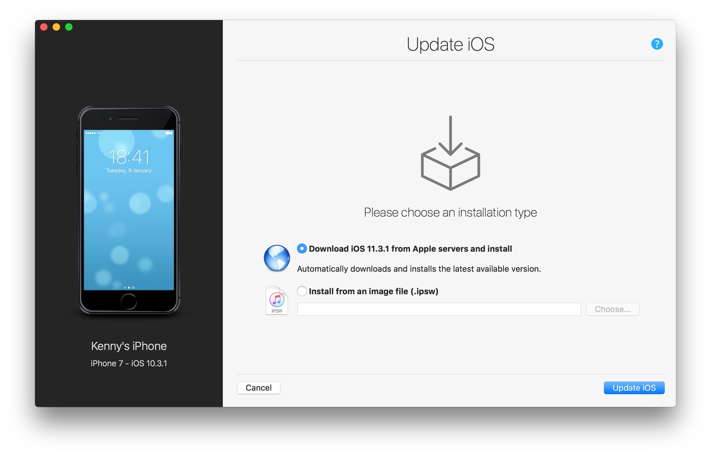 Update iOS on your iPhone, iPad or iPod touch safely